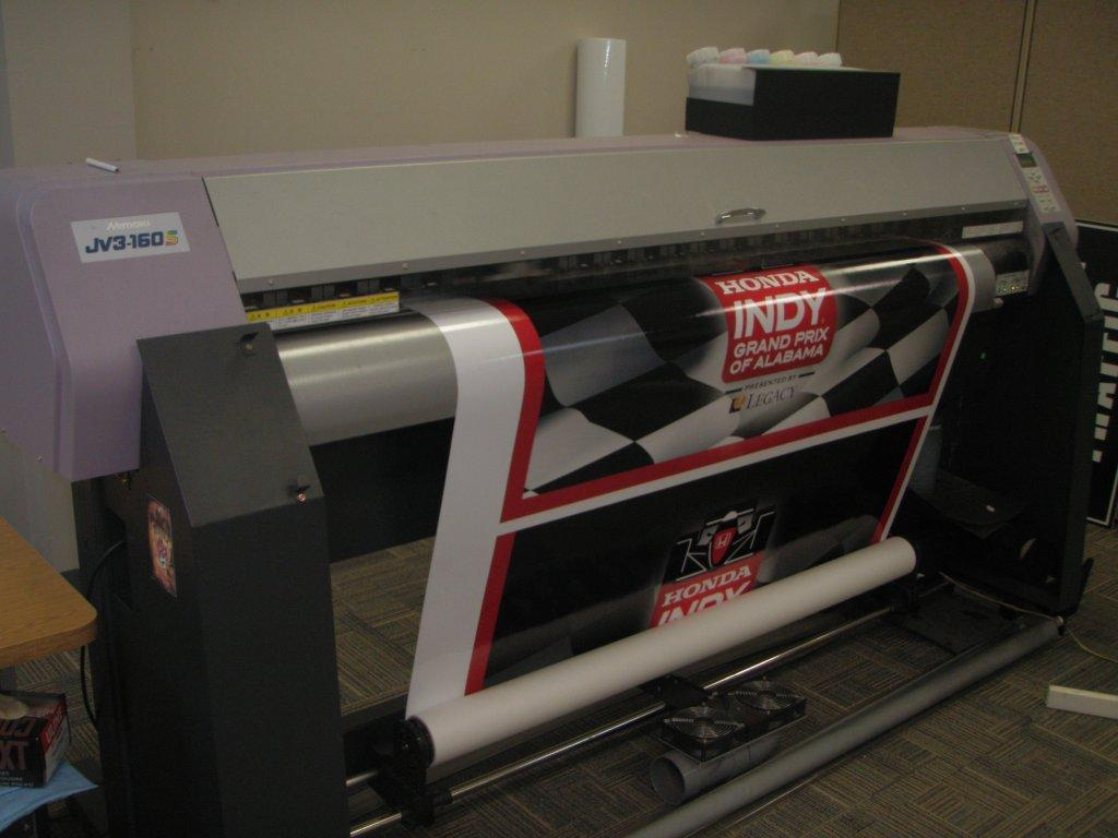 Contract Screen Printer Sublimation Cut Sew Embroidery - Vinyl decal printing machine