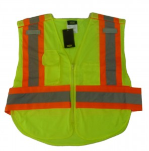 High Visibility 5 Point Break Away Vest Class 2 296x300 Hi Viz
