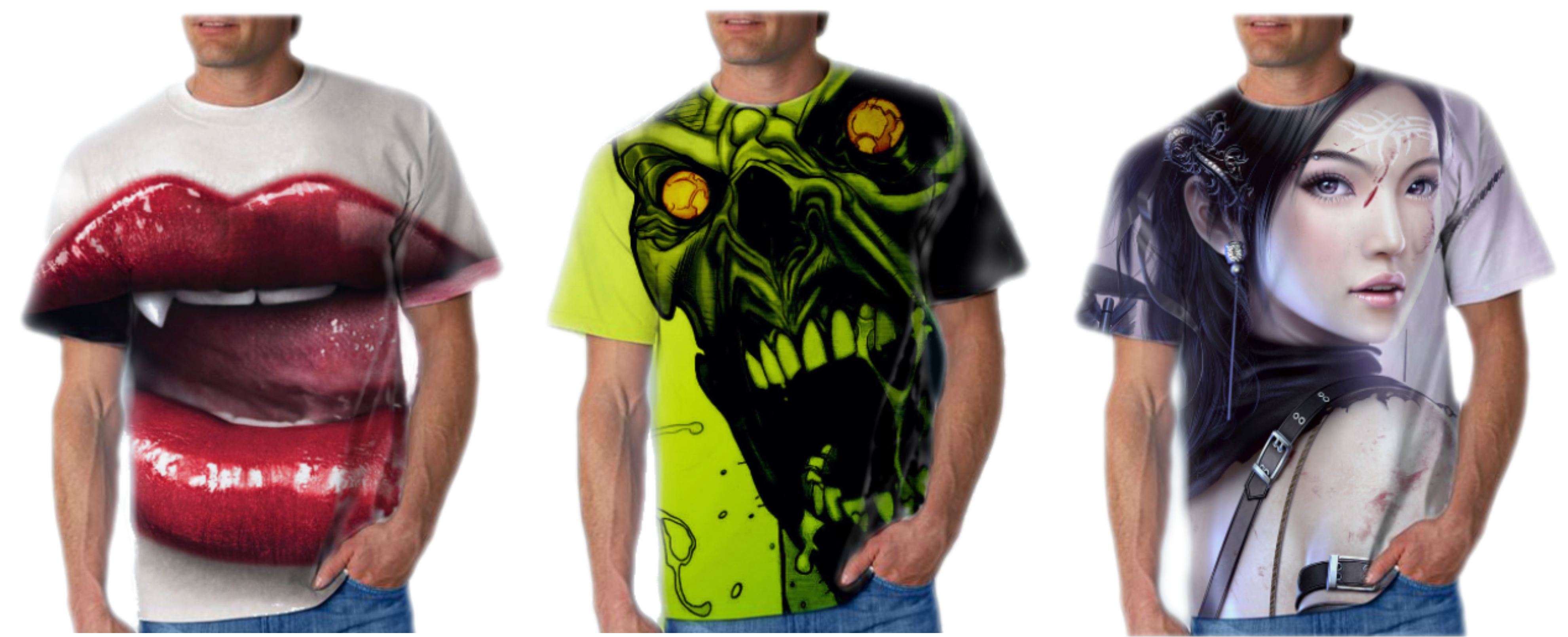 Image Gallery Sublimation Shirts