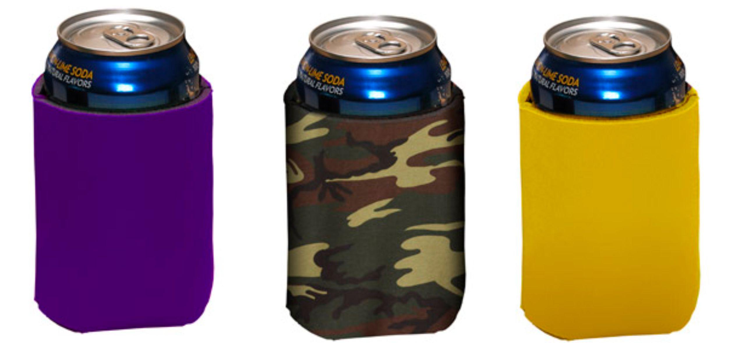 Custom Beer Koozies - Personalized Bottle Koozies DiscountMugs