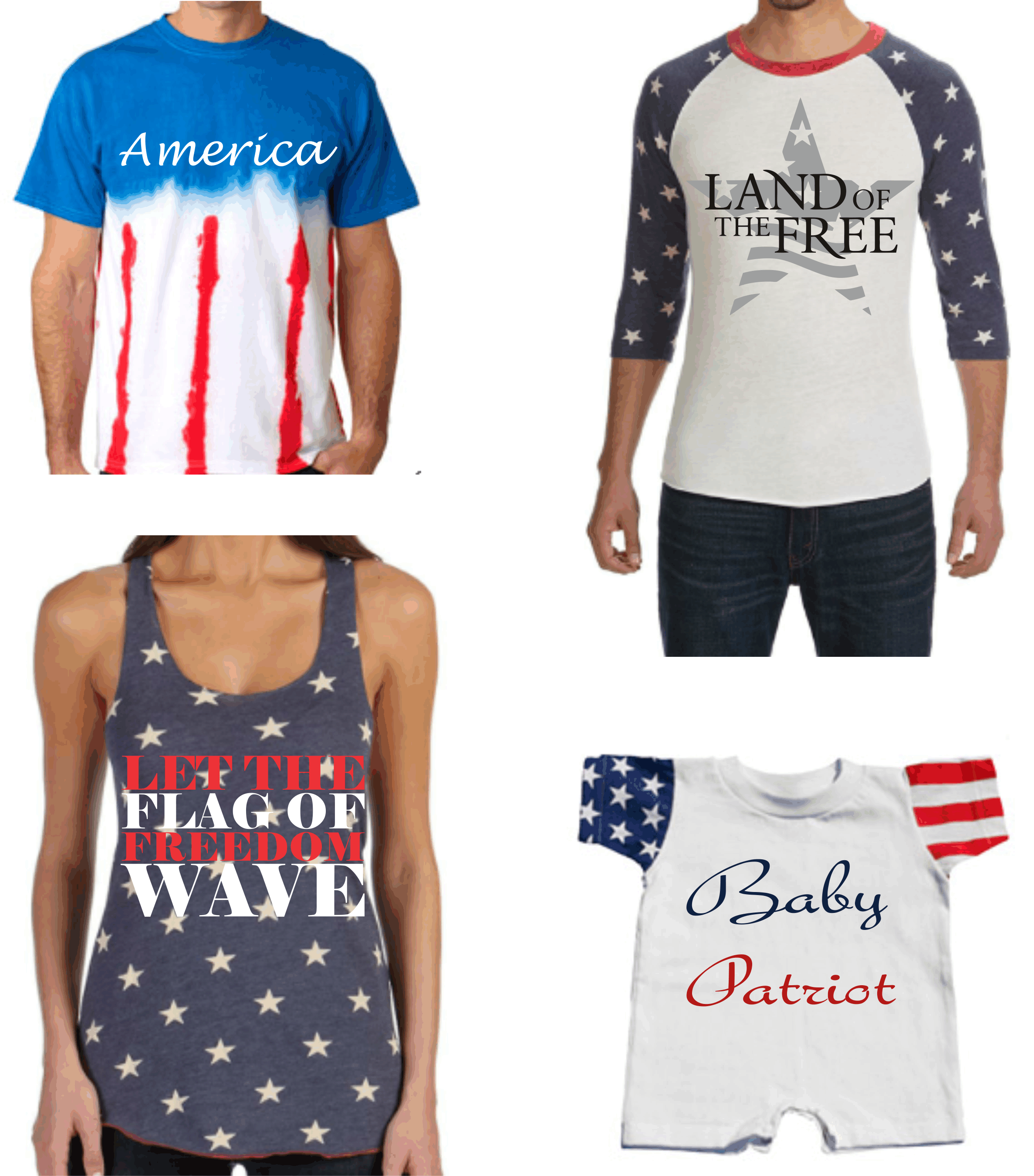 Fourth Of July Tee Shirts T Shirts Design Concept