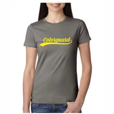 Color Guard T Shirt Colorguard