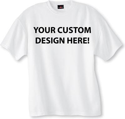 Custom T-Shirts | Custom Tees | Customized T-Shirts