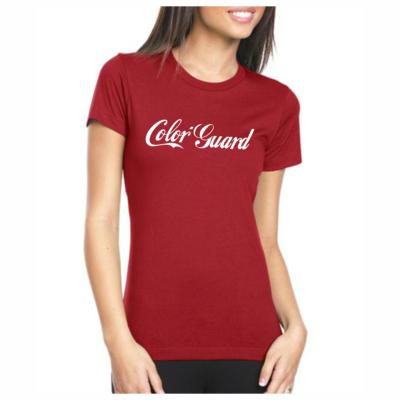 Color Guard T-Shirt Coca Cola Clone