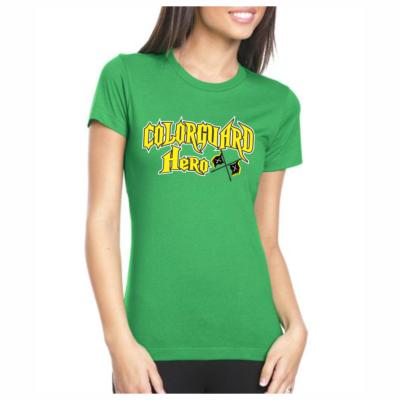 Color Guard T-Shirt ColorGuard Hero