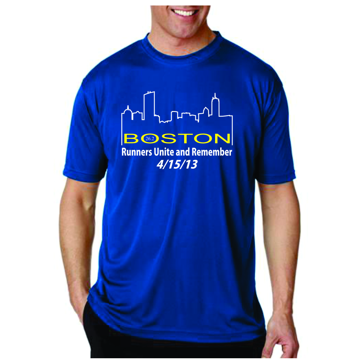 Boston Marathon Memorial T-Shirt