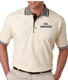 Custom Work Polos From Ambro Custom Screen Printing And Embroidery
