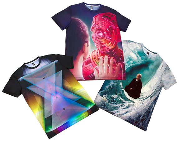 All Over Sublimation Printing