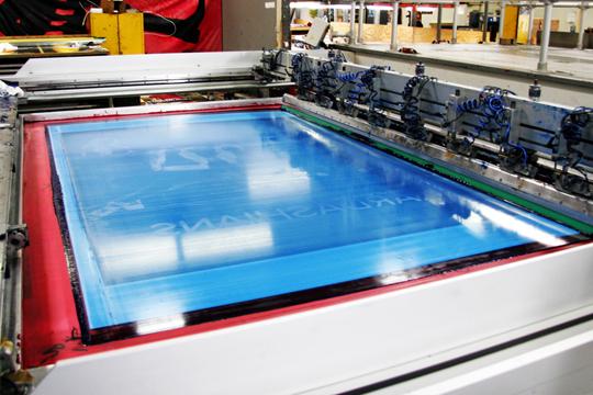 Large Screen Prints Oversized Screen Printing Jumbo
