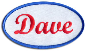 Embroider Name Patches Wholesale Embroidery In Nj