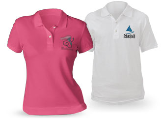 Polo shirts embroidery contract embroidery for It s all custom t shirts and embroidery atlanta