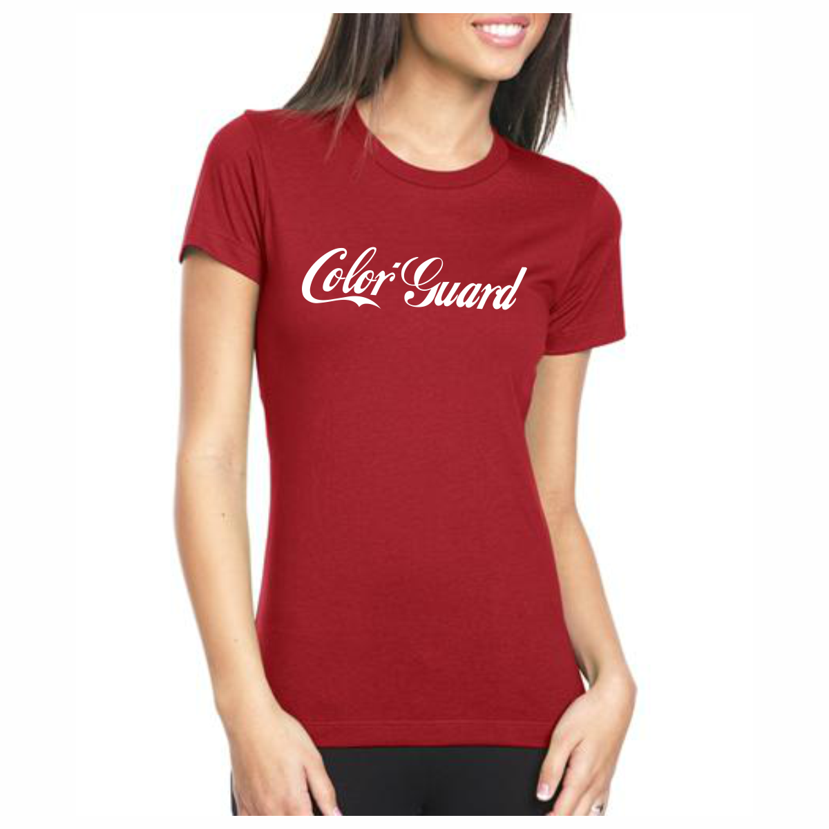 Color Guard T-Shirt Coca Cola Clone