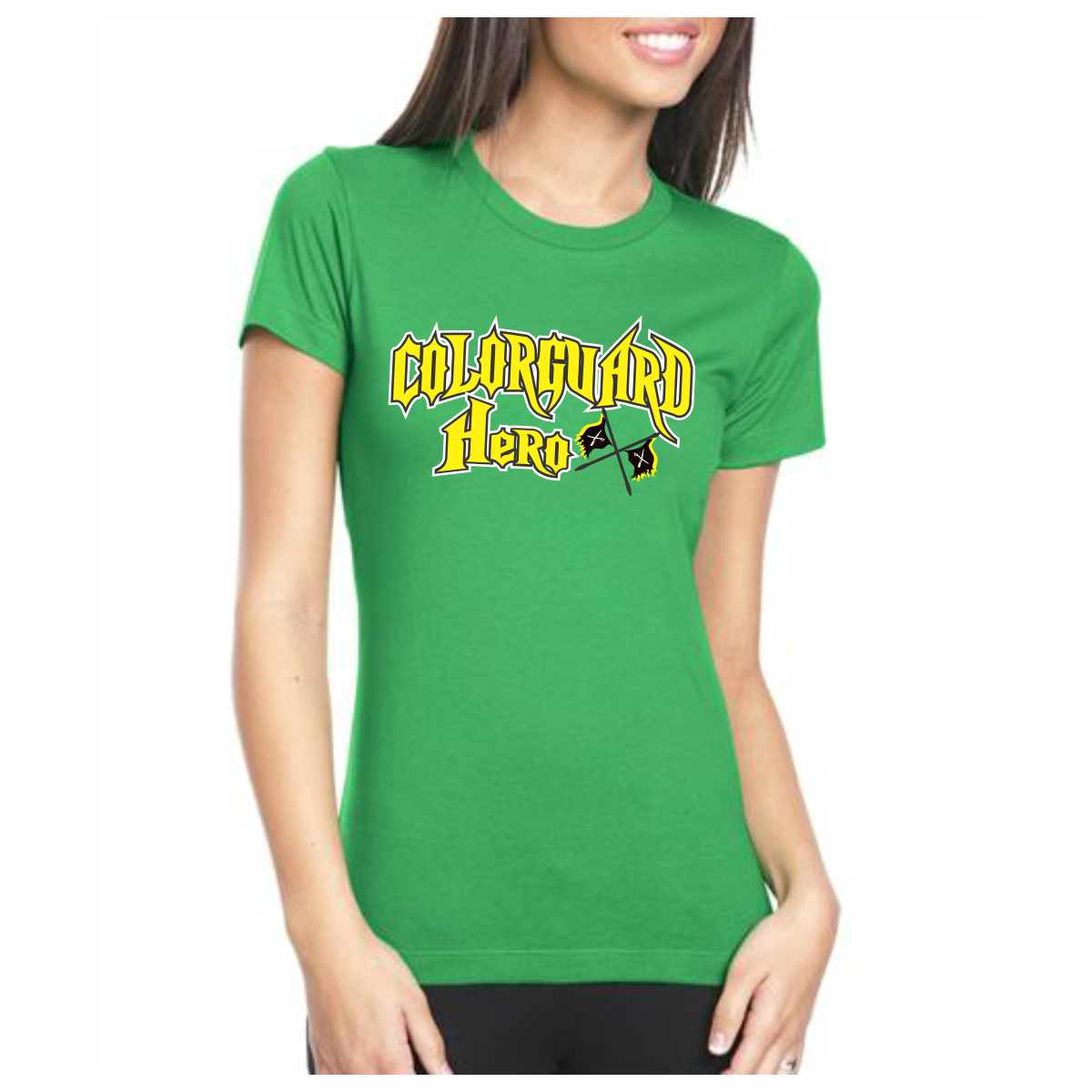 Color Guard T-Shirt ColorGuard Hero