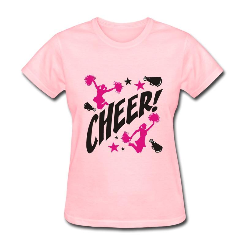 3ce47845 Custom Cheerleading Shirts | Custom Cheerleading T-Shirts