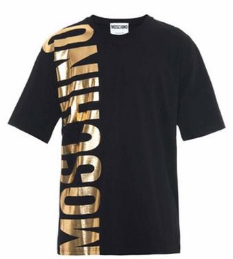 Custom foil shirt screen printing foil t shirts for Foil print t shirts custom