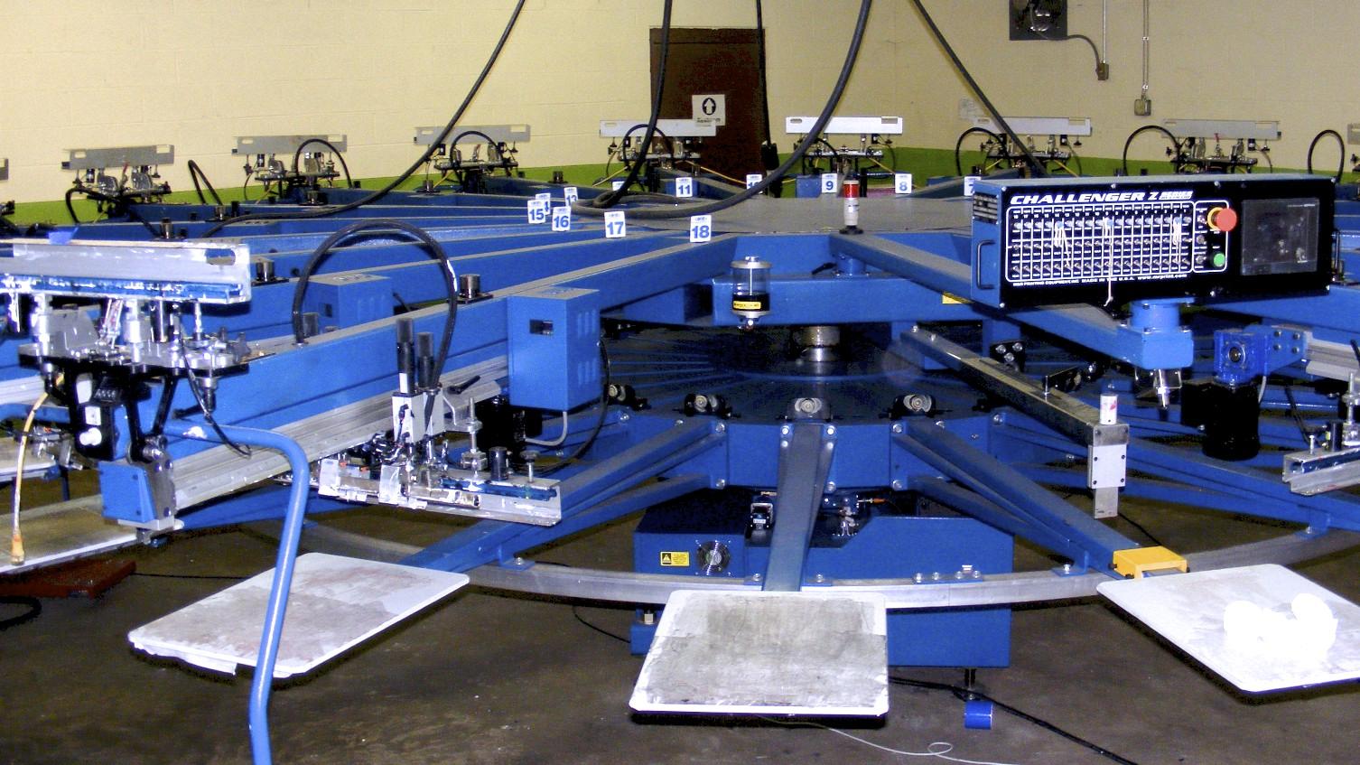 Silk Screen Printing Wholesale Screen Printing Screen Printer