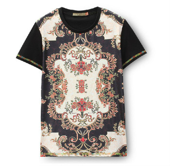 Custom silk screen shirts contract screen printers for Cheap silk screen t shirts