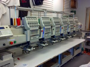 Clothing Printing and Embroidery