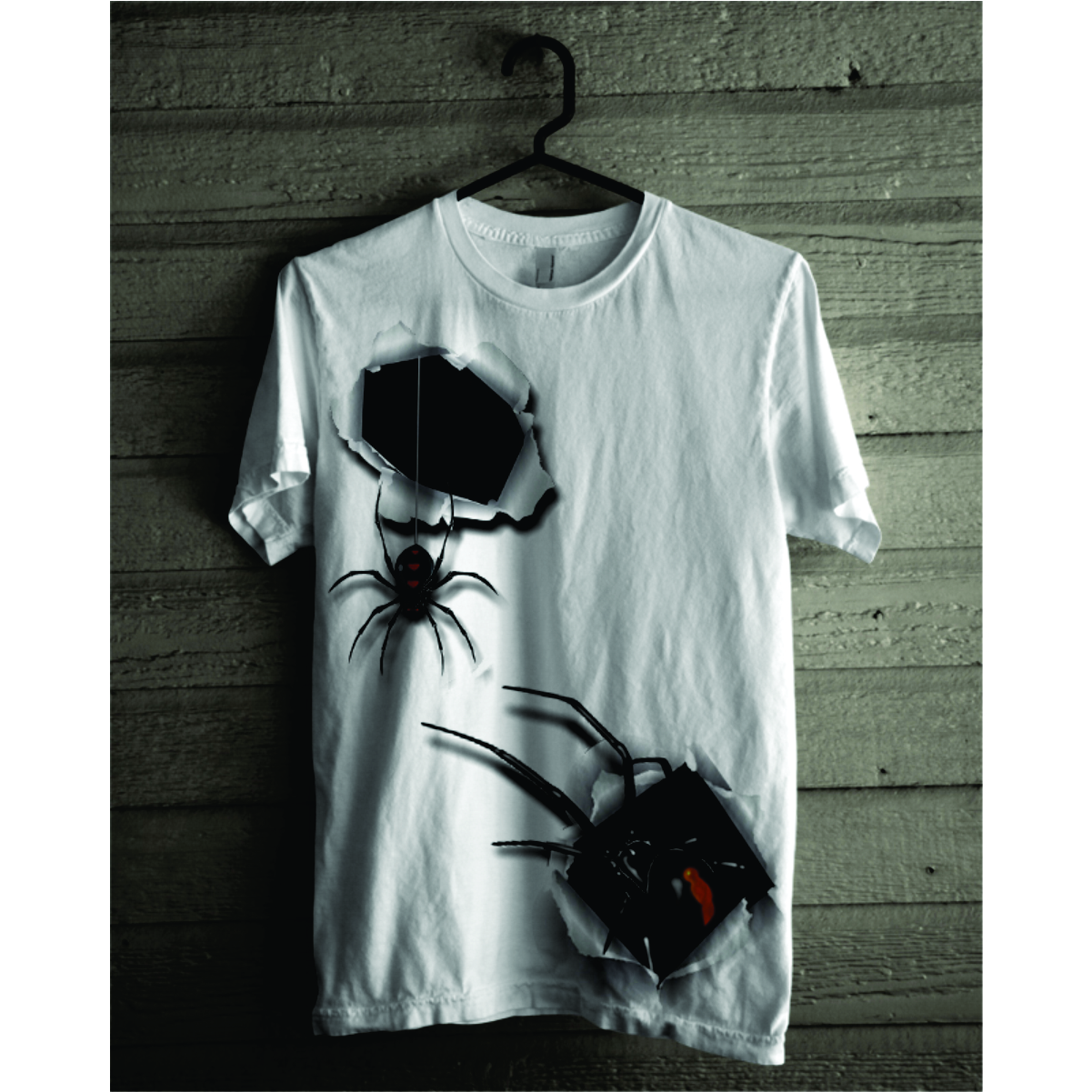 Full Front Print T Shirt Custom Sublimation Shirts All Over T Shirt