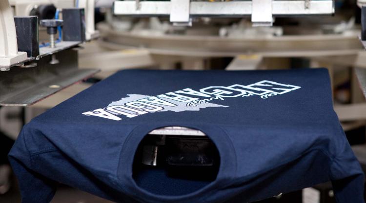 Contract Garment Printer