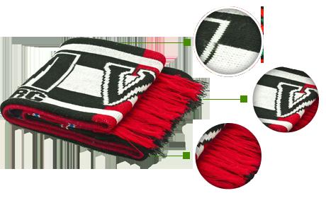 Custom Winter Knit Hats, Knit Caps, Watch Caps, Scarves