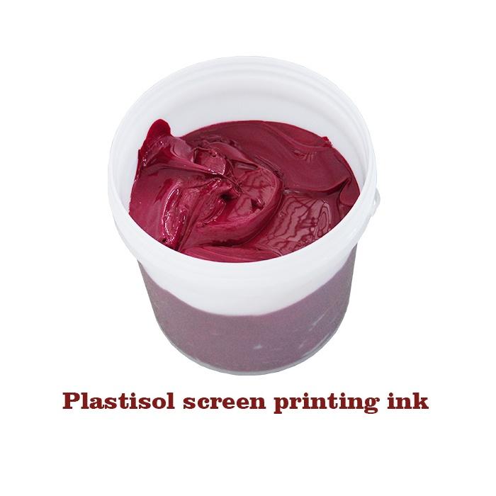 Plastisol Printing