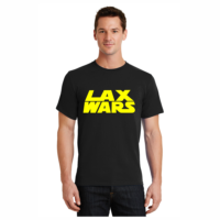 LAX Wars Lacrosse T-Shirts