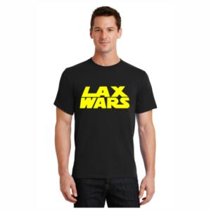 LAX Wars Lacrosse T-Shirts