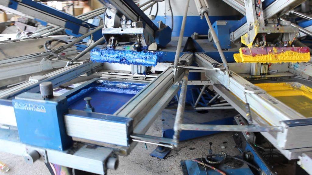 Contract Garment Printing