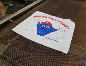 Jumbo Bandana Printing