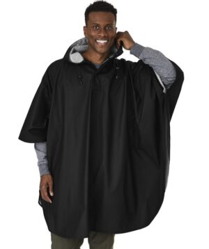 Black Water Proof Poncho