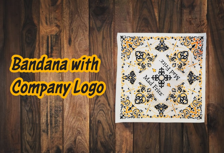 Bandana with Company Logo
