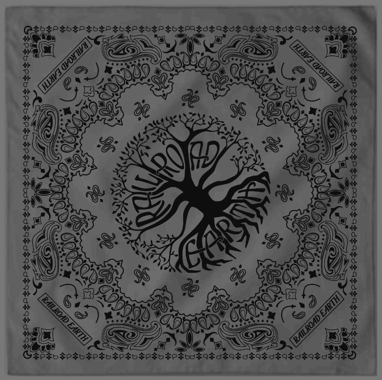 Band Merch Bandana