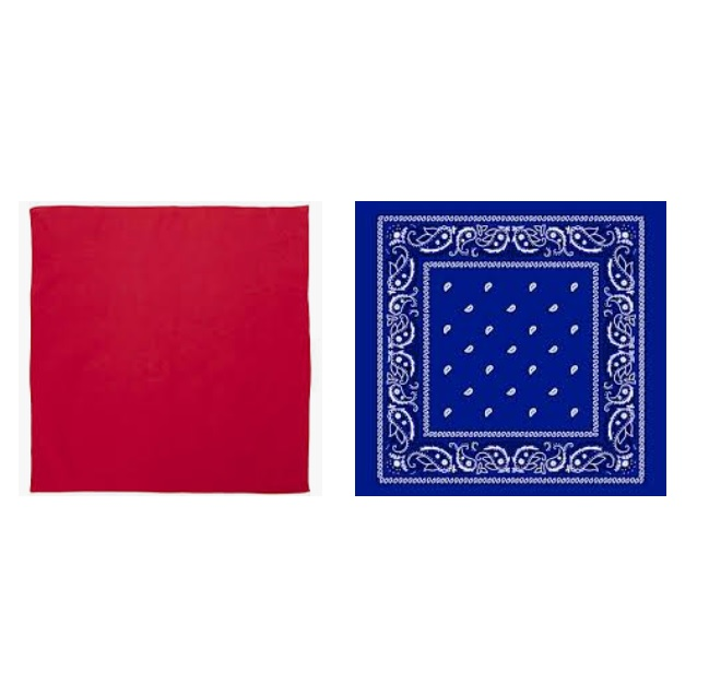 Blank Bandanas For Screen Printing