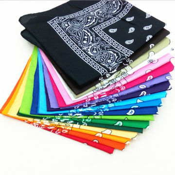 Custom Printed Bandanas Made In USA