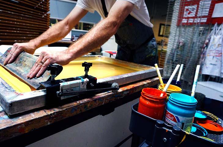 Screen Printing and Digital Printing