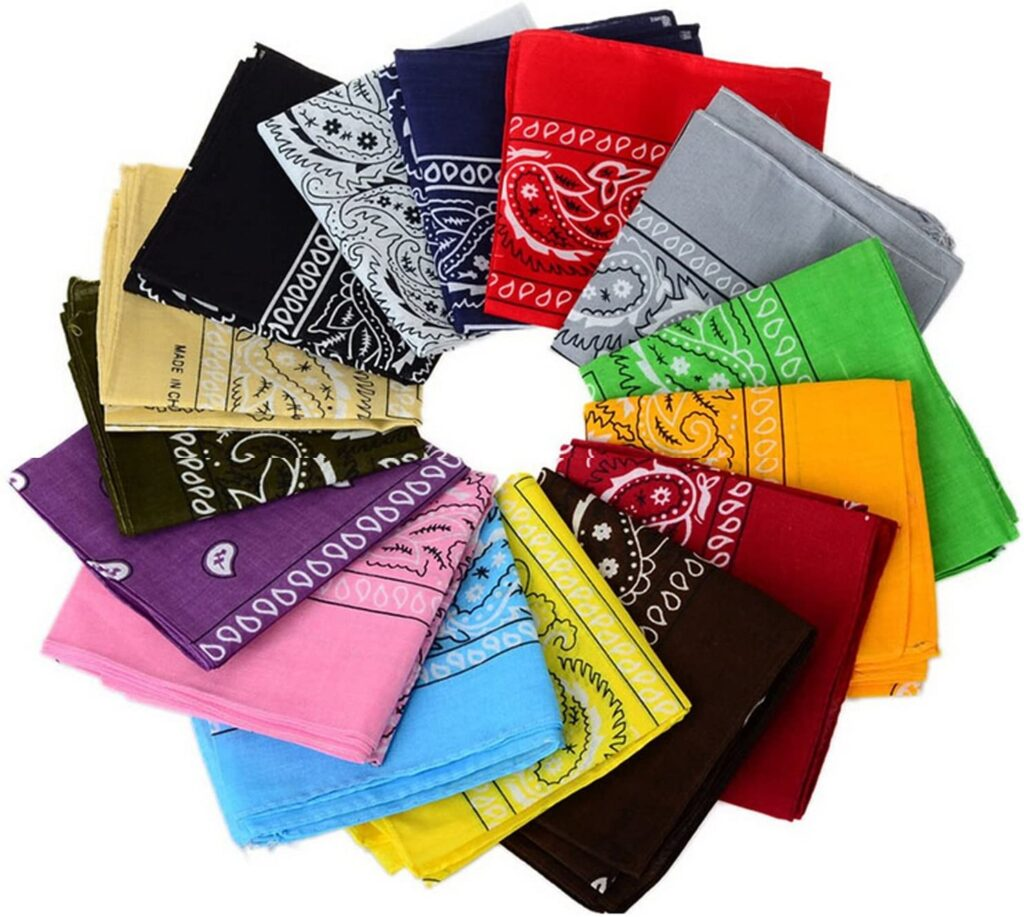 Design Your Own Custom Bandana